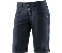 Jeansshorts Damen, blau