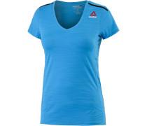 One Series T-Shirt Damen, blau