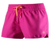 Boardshorts Damen, rosa