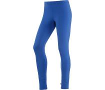 Leggings Damen, blau