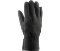 Nanuk Paw Fleece Handschuhe Damen, schwarz