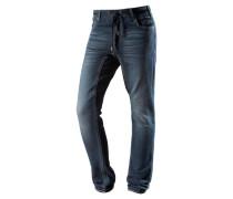 Sweat Jeans Damen, blau