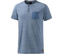 Favour T-Shirt Herren, rauchblau