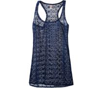 Minikleid Damen, blau