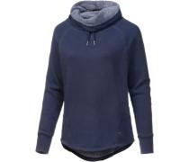 Sweatshirt Damen, blau