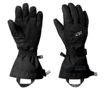 Adrenaline Fingerhandschuhe Damen, schwarz