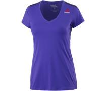 One Series T-Shirt Damen, Lila