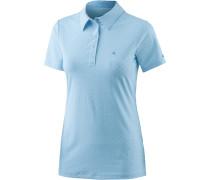 Altenberg Poloshirt Damen, blau