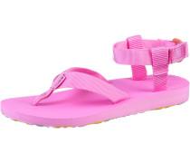 Original Sandal Marbled Zehensandalen Damen, rosa