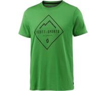 Casual 30 Printshirt Herren, grün