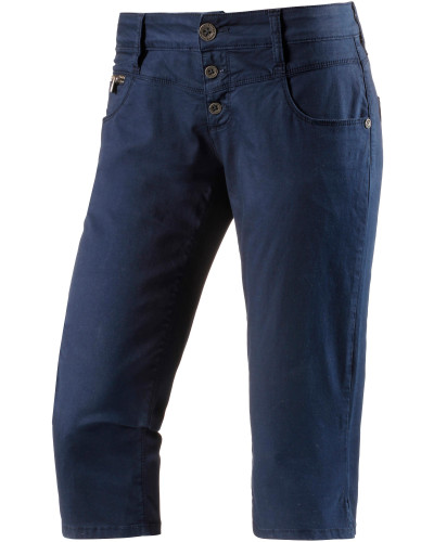 Kairina 3/4-Jeans Damen, blau