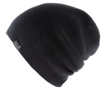 Rib Beanie, night blue