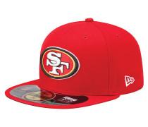 San Francisco 49ers Cap, rot