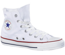 Chuck Taylor All Star Hi Sneaker Damen, weiß
