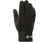 Fleece Handschuhe, schwarz