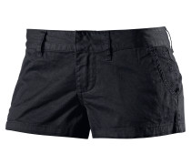 Kim Short Shorts Damen, schwarz