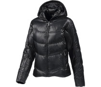 Cold Fighter Daunenjacke Damen, schwarz