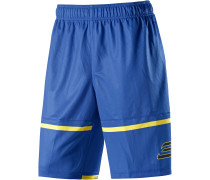 Stephen Curry Shorts Herren, ROYAL/TAXI/TAXI