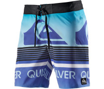 All One The Line Boardshorts Herren, blau