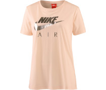 NSW TEE AIR T-Shirt Damen, ORANGE QUARTZ