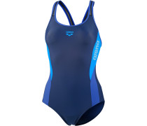 Hypnos Schwimmanzug Damen, navy/royal/pix blue