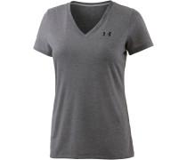 Threadborne Train T-Shirt Damen, grau