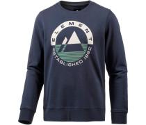 Merge Sweatshirt Herren, blau