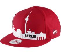 Berlin Skyline Cap, mehrfarbig