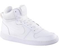 COURT BOROUGH Sneaker Damen, white-white-white