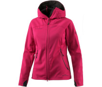 Ultimate Softshelljacke Damen, rosa