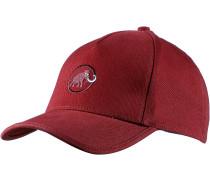 Baseball Cap, rot