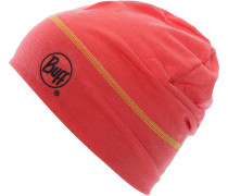 Beanie, Solid Coral