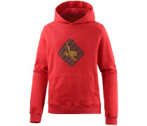 Outer Limits 17 Hoodie Herren, rot