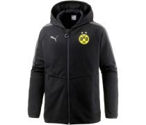 Borussia Dortmund Kapuzenjacke Herren, Black