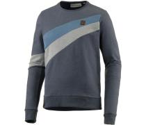 Sweatshirt Herren, Blau
