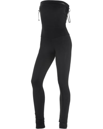 Fiona Jumpsuit Damen, schwarz