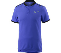 Court Advantage Tennis Polo Herren, blau