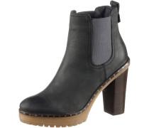 Stiefel Damen, schwarz