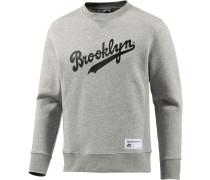 Legros Dodgers Sweatshirt Herren, grau