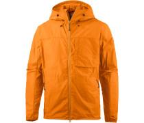 High Coast Windbreaker Herren, orange