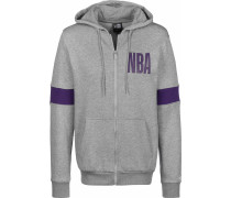 NBA Los Angeles Lakers Sweatjacke