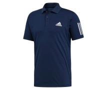 3-Streifen Club Poloshirt Poloshirt