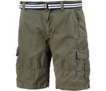 PACKWOOD Shorts Herren, Camo Green