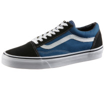 Old Skool Skaterschuhe, blau