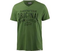 T-Shirt Herren, grass green