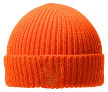 Watchman Beanie Herren, orange