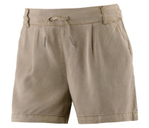 Poptrash Shorts Damen, braun