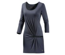 Jerseykleid Damen, grau