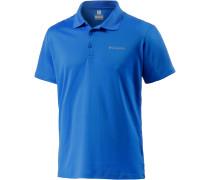 Zero Rules Poloshirt Herren, blau