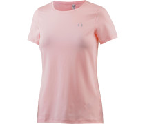 Heatgear T-Shirt Damen, rosa